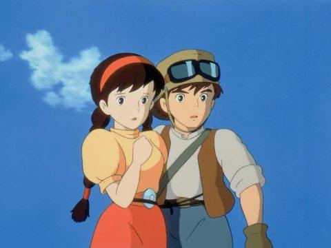 Miyazaki's Legendary Castle in the Sky Returns to Movie Theaters