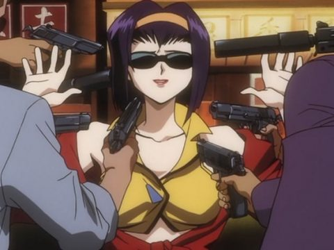 Live-Action Cowboy Bebop TV Series in the Works