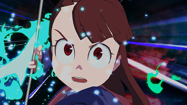 Little Witch Academia Video Game Gets English-Subbed Trailer