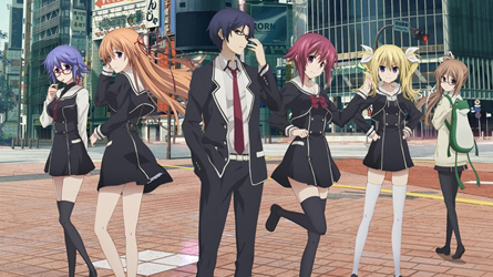 Chaos;Child Visual, Character Designs Revealed