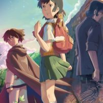 Children Who Chase Lost Voices to Premiere at Otakon