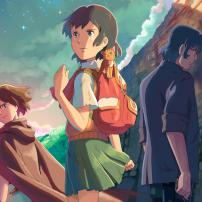 Toonami to Air Shinkai's Children Who Chase Lost Voices