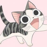 Chi's Sweet Home Gets CG Anime