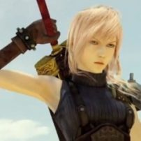 Wear Cloud's Gear in Lightning Returns: Final Fantasy XIII