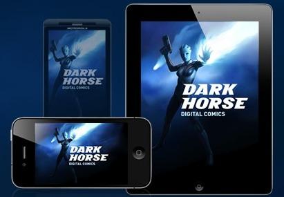 Dark Horse's Digital Comics Program Arrives