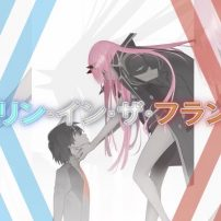 Trigger and A-1's DARLING in the FRANKXX Anime Teased