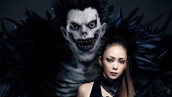 Namie Amuro to Perform Death Note: Light Up the New World Theme
