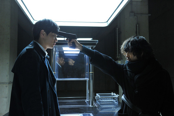 New Stills Emerge From Death Note 2016