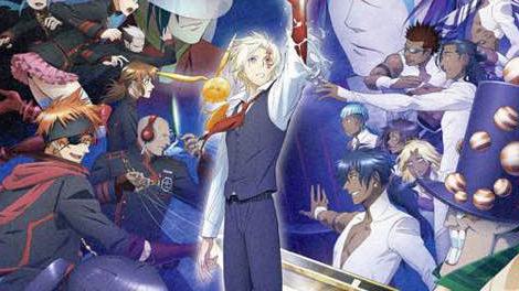 D. Gray-man Hallow Anime Premieres July 4