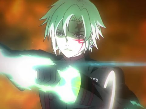 See More of D.Gray-Man Lead's 2016 Anime Design