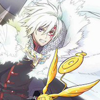 D. Gray-man Gets New Anime Series in 2016