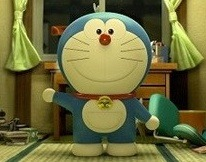 Doraemon Stars in First CG-Animated Film