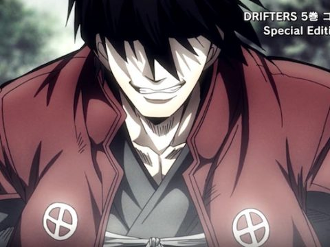 Drifters Anime Adds More Cast
