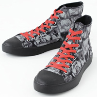 Celebrate the Evangelion Manga's Conclusion With These Sneakers