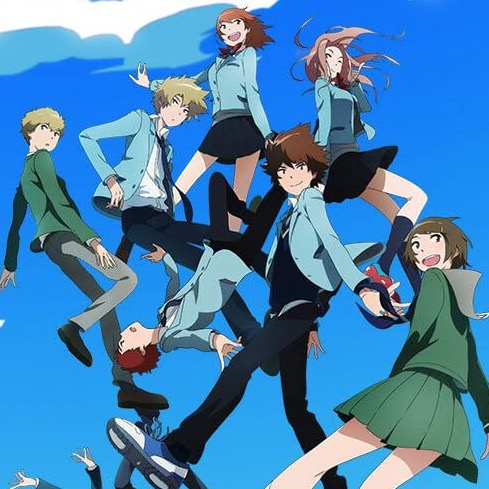 Crunchyroll Streams Digimon Adventure tri. Anime