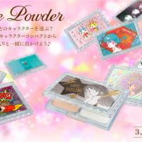 Anime-Branded Makeup For Otaku Ladies Debuts