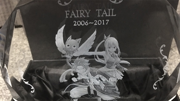 Hiro Mashima's Staff Complete Work on Fairy Tail
