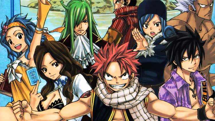 Fairy Tail Manga to End After Two More Volumes