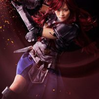 Fairy Tail Stage Play's Erza Scarlet Visual Revealed