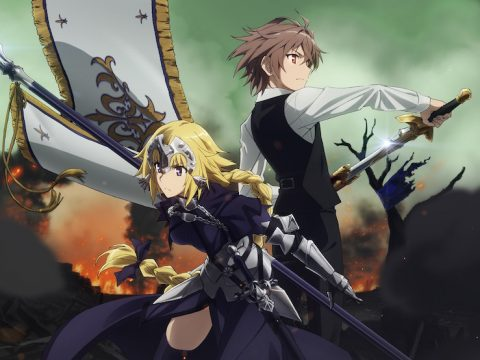 Fate/Apocrypha Anime Heads to Netflix This November
