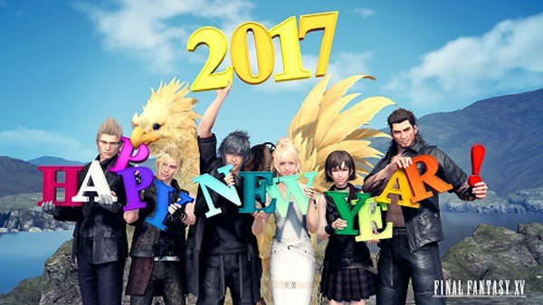 "Final Fantasy XV Team to ""Repay the Favor"" to Fans in 2017, Says Director"