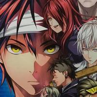 Food Wars Anime Gets Second Season