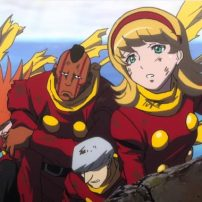 Cyborg 009 vs Devilman Anime is a Real Thing