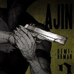 Manga Review: Ajin: Demi-Human vol. 3