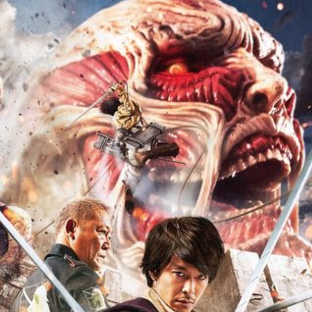 Another Attack on Titan Film Trailer Subbed