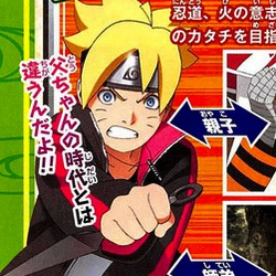 Kishimoto's Boruto: Naruto the Movie Visual Revealed
