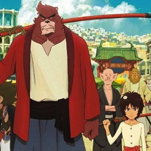 FUNimation Adds Hosoda's The Boy and the Beast Anime Film