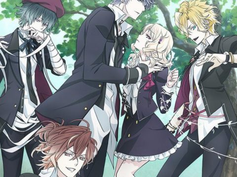 Diabolik Lovers Season 2 Premiere Date Set