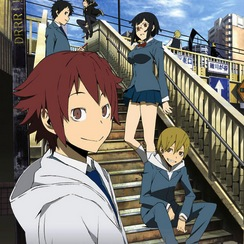 Durarara!! Mixes It Up with Games