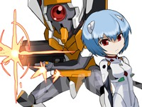 Evangelion Collaborates with Puzzle & Dragons Game