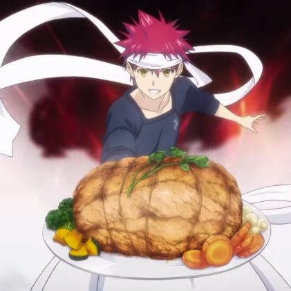 Food Wars! Anime Teased