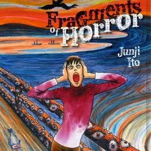 Junji Ito's Fragments of Horror Manga Debuts on June 16