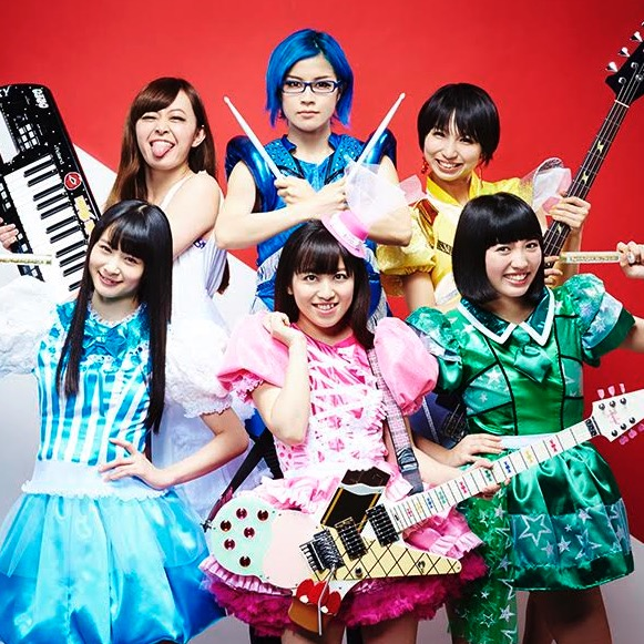 All-Girl Band Gacharic Spin to Perform at J-Pop Summit