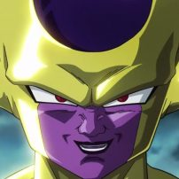 Dragon Ball Z Movie Promo Busts Out Gold Frieza