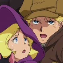 Gundam the Origin Anime Previewed with Subs