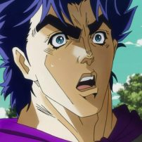 JoJo's Bizarre Adventure DVD Listed with Dub