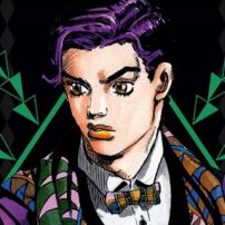 Manga Review: JoJo's Bizarre Adventure – Phantom Blood vol. 1