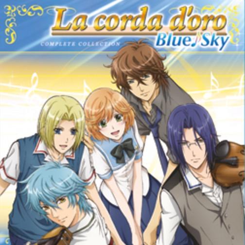 La Corda d'Oro Season 2 Plays Its Beautiful Song on Blu-ray & DVD