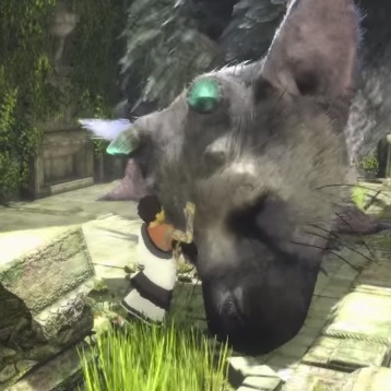 The Last Guardian Really Did Show Up at E3