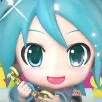Hatsune Miku: Project Mirai DX Launches