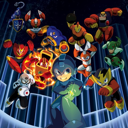 Classic Mega Man Games Collected This Summer