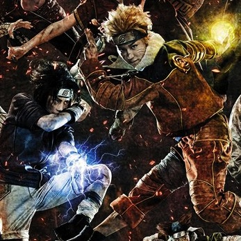 Full Naruto Stage Play Visual Sure is Crowded