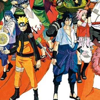 Promos Show Off Naruto Exhibition