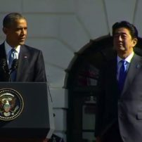 Obama Thanks Japan for Manga and Anime