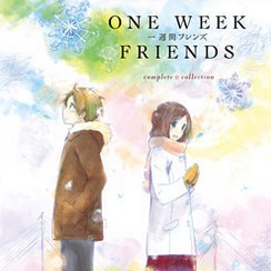 One Week Friends Anime Comes Home to Blu-ray on July 7