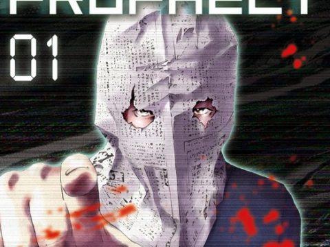 Manga Review: Prophecy vol. 1